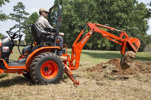 Kubota Attachment
